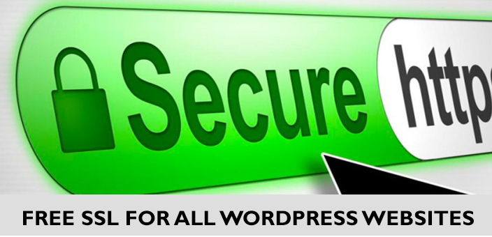 Free SSL for all WordPress Websites