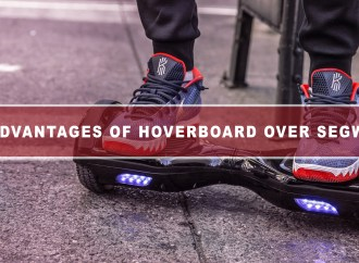 4 Advantages of Hoverboard Over Segway