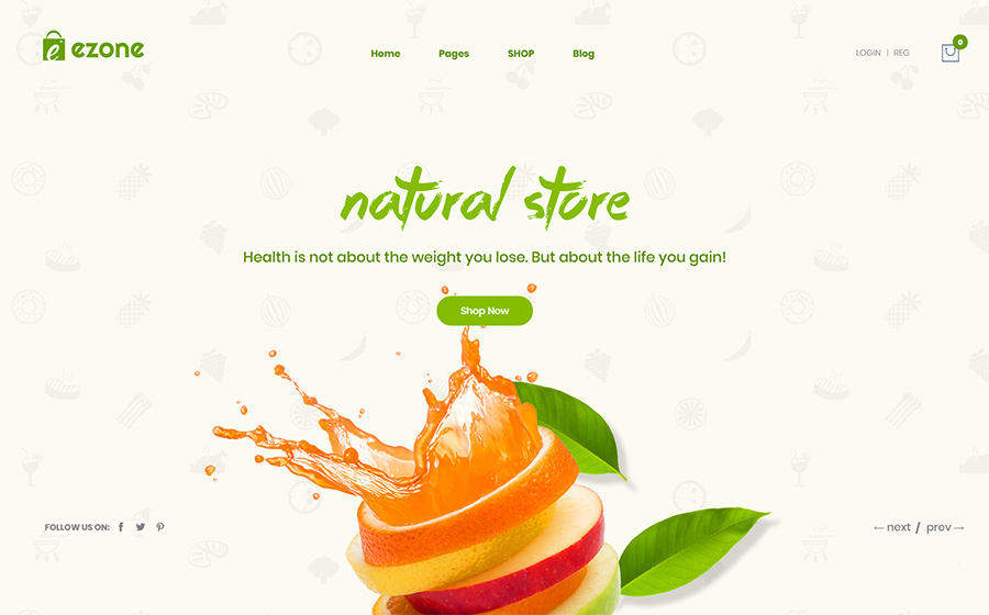 Ezone - Multipurpose Fashion Store Shopify Theme
