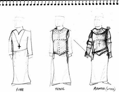Costumes Used In Shakespearean Plays