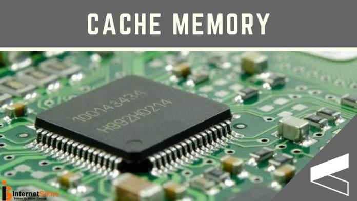 cache memory क्या काम करता है?