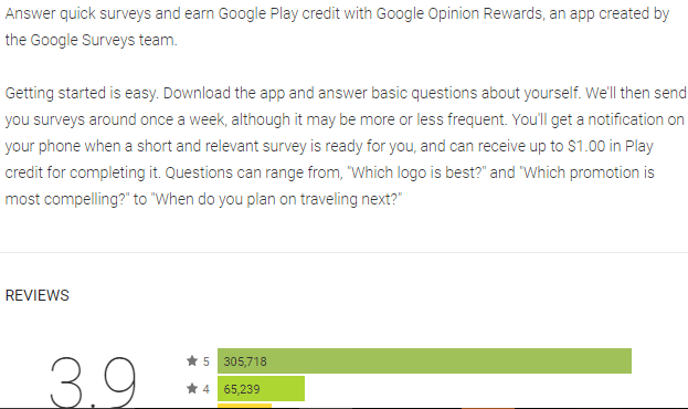 Google Opinion Rewards क्या है ? Google Opinion Rewards की पूरी जानकारी