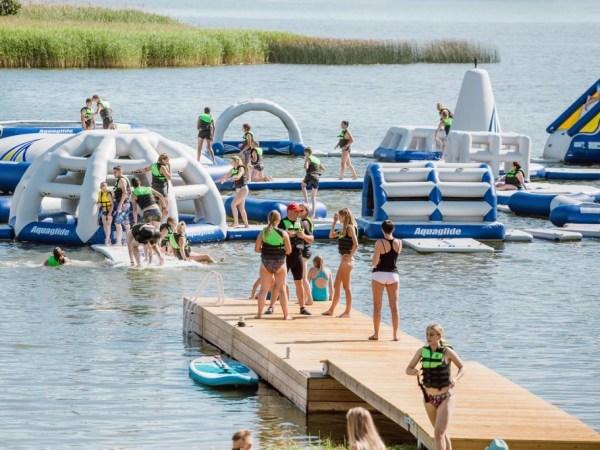 Vandens batutai kelia iššūkių net ir patyrusiems sportininkams
