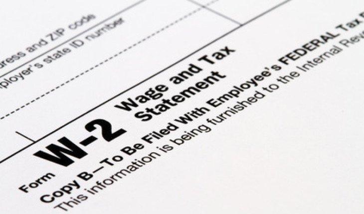 IRS Tests W-2 Verification Code for Tax Season 2019, 2020