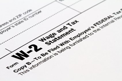 IRS Tests W-2 Verification Code for Tax Season 2019, 2020