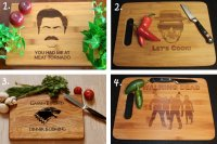 Awesome Cutting Boards For Your Geek Kitchen - Internet Vs ...
