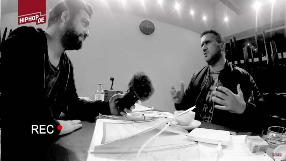 Interview zwischen Rooz Lee und Arafat Abou-Chaker.