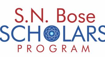 Internship Experience -SN BOSE & INSA by Taha Sheikh