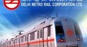 Internship with DMRC at Jaipur Metro Rail Project by Luv Sehgal