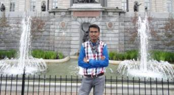 Internship Experience of T.Satish Kumar at Mitacs Globalink 2015, Canada