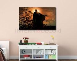 Stampa su tela-Batman uomo pipistrello
