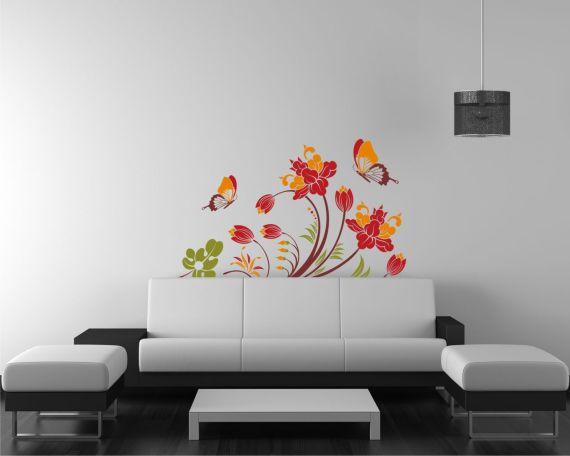 adesivo murale-voglia di primavera