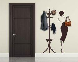 Appendiabiti design-Retrò hanger