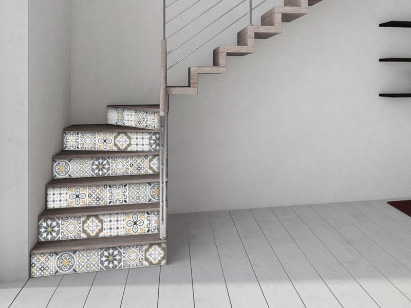 adesivi per scale