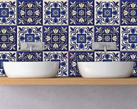 Azulejos bilbao-adesivi per piastrelle