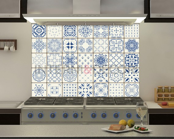 Azulejos alicante-adesivi per piastrelle