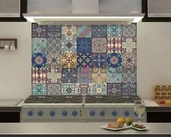 Azulejos tangeri-adesivi per piastrelle
