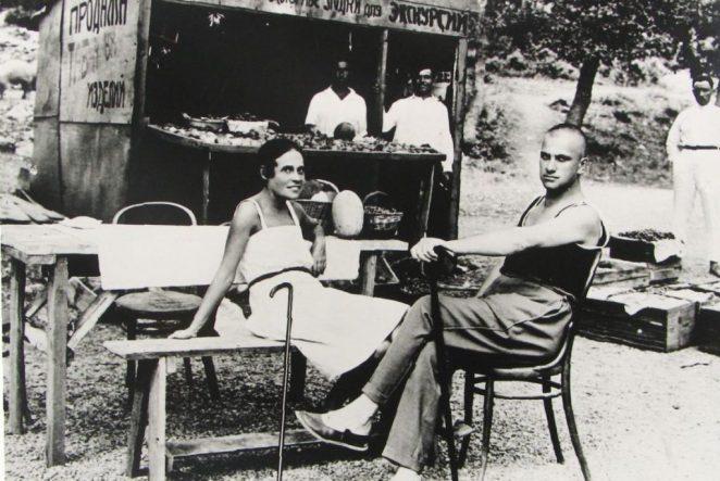 majakovskij-lili-brik-jalta-1926
