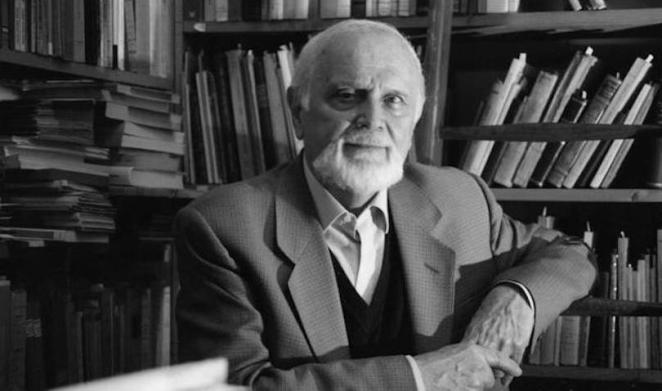 150912 - Roberto Roversi poeta nel 1998 (Pendragon) Foto Nucci_Benvenuti poesia Palmaverde