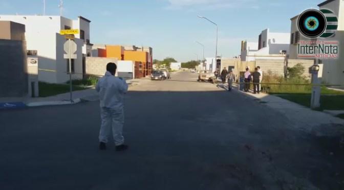 ENCUENTRAN A MUJER SIN VIDA EN EL INTERIOR DE SU DOMICILIO, EN MONTEMORELOS.