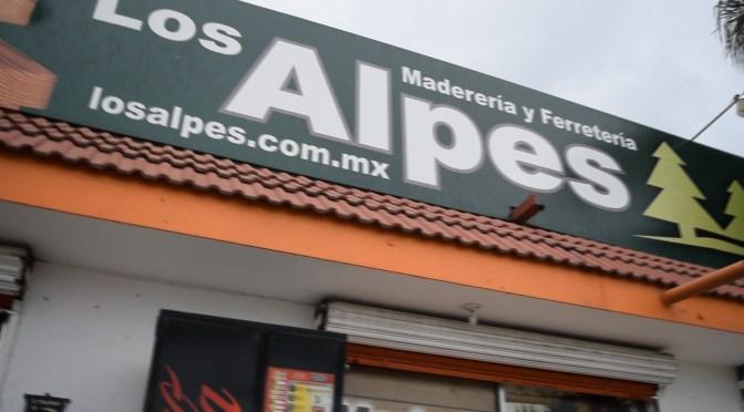 MADERERÍA Y FETERRERÍA LOS ALPES ESTA EN BUSCA DE EMPLEADOS.
