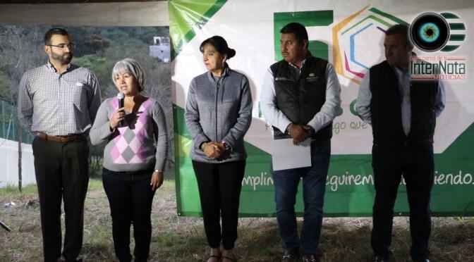 INVIERTEN MAS DE 2 MILLONES DE PESOS EN REHABILITACIÓN DE PLAZAS.