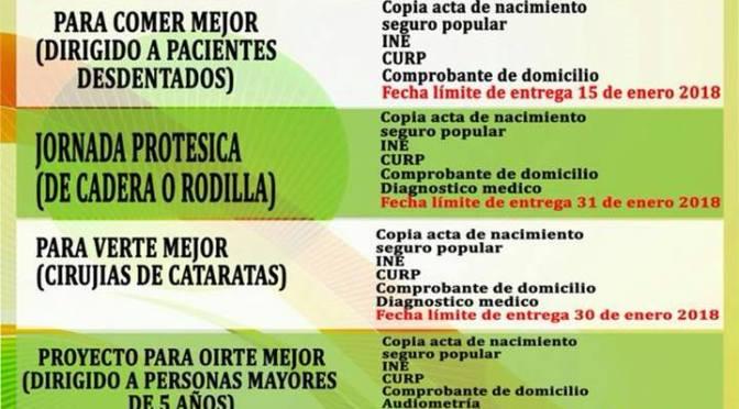 PARTICIPA EN PROGRAMAS DE DIF.
