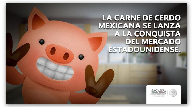 PRODUCTORES MEXICANOS DE CARNE DE CERDO PODRÁN EXPORTAR SUS PRODUCTOS A ESTADOS UNIDOS.