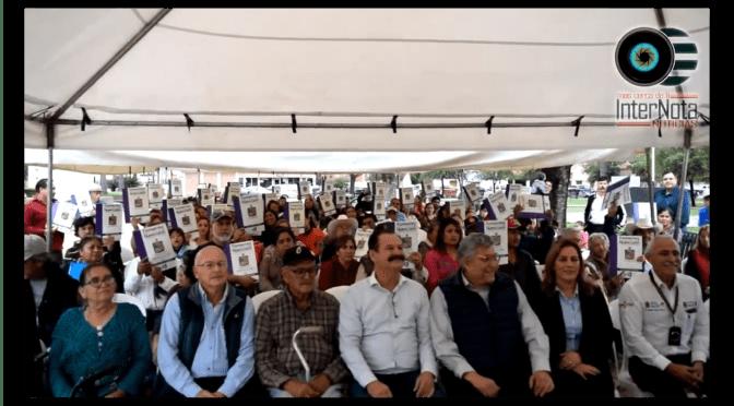 RATIFICACIÓN DE FIRMAS DE ESCRITURAS, EN ALLENDE.