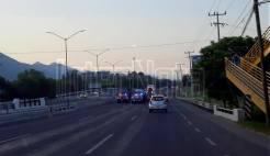 VOLCADURA DE TRAILER EN EL URO
