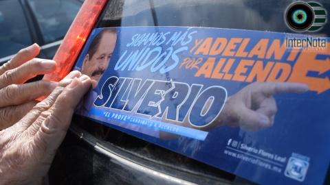 RECORRE SILVERIO FLORES ATONGO DE ABAJO, ALLENDE DE N.L.