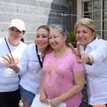 CANDIDATA A LA ALCALDÍA POR MOVIMIENTO CIUDADANO, MARGARITA GÓMEZ PROPONE MEJORAR PLAZA EN COLINAS DE ALLENDE, N.L.