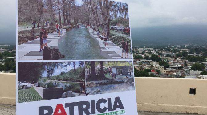 PROPONE PATRICIA SALAZAR REALIZAR PROYECTOS TURÍSTICOS EN EL MUNICIPIO DE ALLENDE