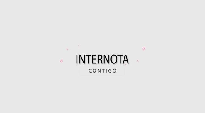 Además de noticias al momento, InterNota Noticias trae para ti una nueva sección: InterNota Contigo.
