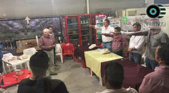 TOMA PROTESTA NUEVO PRESIDENTE DE ASOCIACIÓN DE CABALGANTES ALLENDE