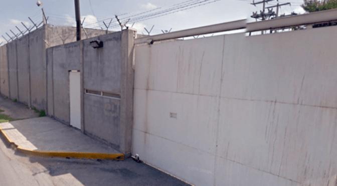 SE HACE MOVILIZACIÓN POLICÍACA EN TUTELAR DE MENORES