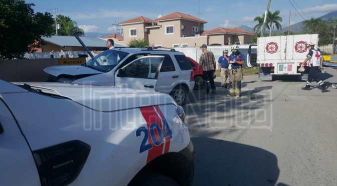 #ENVIVO ACCIDENTE VIAL EN COMUNIDAD DE ATONGO DE ABAJO