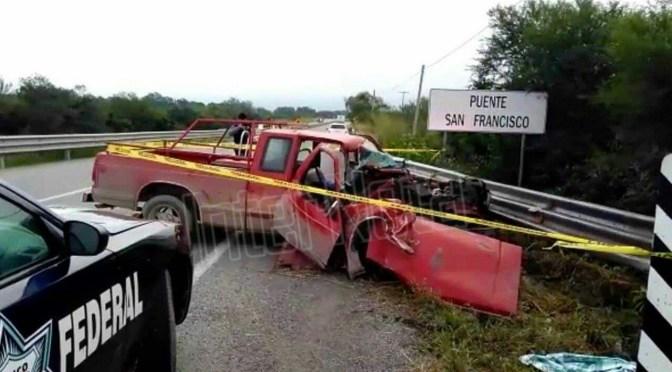HOMBRE FALLECE TRAS TRÁGICO ACCIDENTE