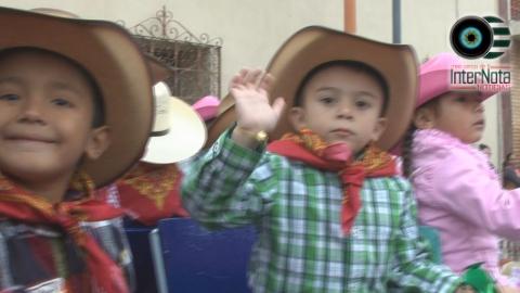 CONMEMORAN EL 108 ANIVERSARIO DE LA REVOLUCIÓN MEXICANA EN GENERAL TERÁN N.L.