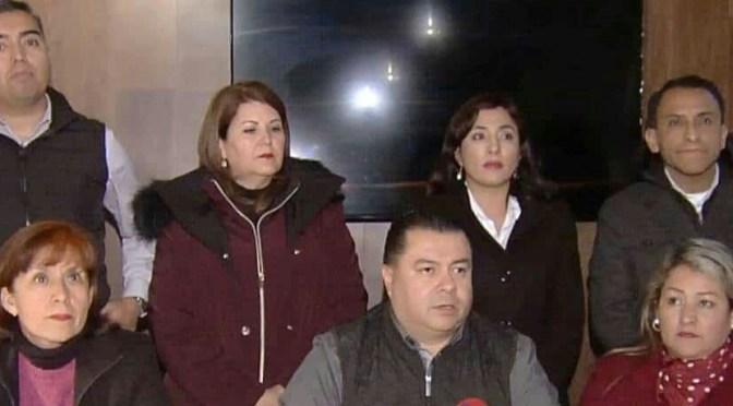 DIPUTADOS DE MORENA DAR MARCHA ATRÁS A AUMENTO DE INCREMENTOS