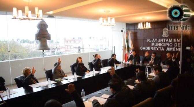 #ENVIVO #SESIONDECABILDO  #CADEREYTA