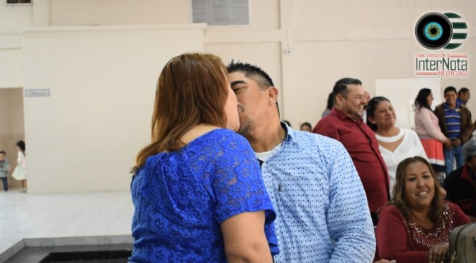 REALIZAN MATRIMONIOS COLECTIVOS EN MONTEMORELOS NUEVO LEÓN.
