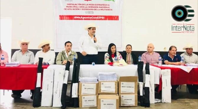 DIPUTADO FEDERAL JUAN ESPINOZA EGUIA VISITO EL MUNICIPIO DE GALEANA
