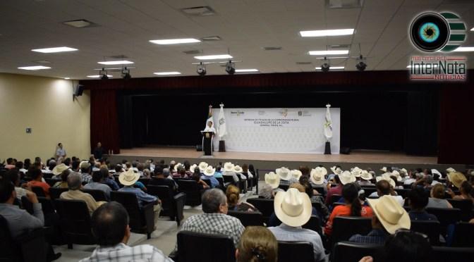 REALIZAN ENTREGA DE TÍTULOS DE LA COPROPIEDAD RURAL A LA COMUNIDAD DE GUADALUPE LA JOYA, GENERAL TERÁN, N.L.