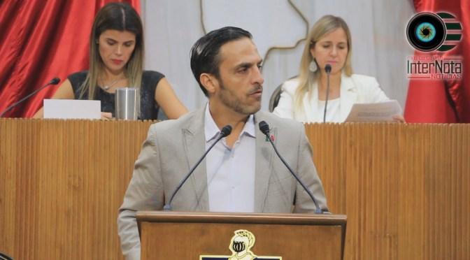 RENDIRÁN EL PRIMER INFORME EN EL CONGRESO DEL ESTADO.