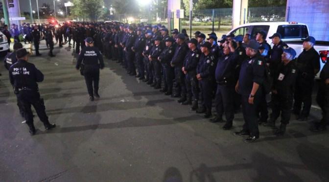LA CORPORACIÓN POLICIAL MUNICIPAL CUENTA CON MAYOR DETENCIONES POR DELITO.
