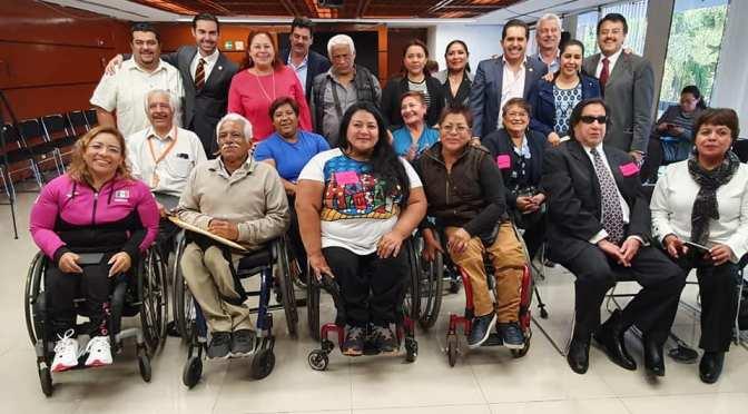 DIPUTADO FEDERAL DEL DISTRITO 9 JUAN ESPINOZA EGUÍA, ENTREGA APOYOS PARA DEPORTISTAS PARALÍMPICOS QUE REPRESENTAN CON ORGULLO A MÉXICO.