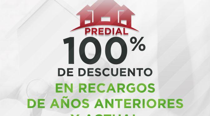 EL MUNICIPIO DE ALLENDE N.L TE INVITA A APROVECHAR LOS DESCUENTOS EN EL PAGO PREDIAL