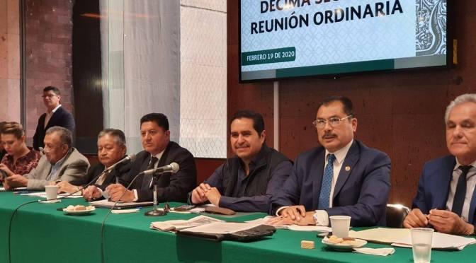 REALIZAN DÉCIMA SEGUNDA REUNIÓN ORDINARIA EN LA COMISIÓN DE RECURSOS HIDRÁULICOS, AGUA POTABLE Y SANEAMIENTO.