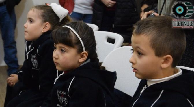 ENTREGAN PREMIOS A ESCUELAS GANADORAS EN LA CAMPAÑA DE LA RECOLECCIÓN DE TAPA ROSCAS EN SANTIAGO, N.L.
